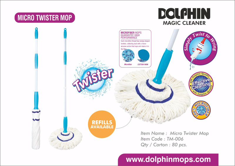 MIcro Twister mop TM-006